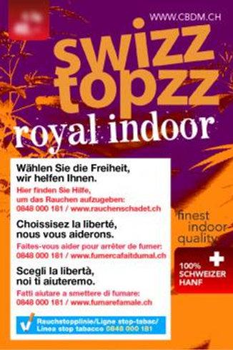 fruchtiges Aroma - typisch für Harlequin. Die Altnernative zu allen Haze lastigen HANF-Sorten swizzTOPzz royal indoor 4.5gr -