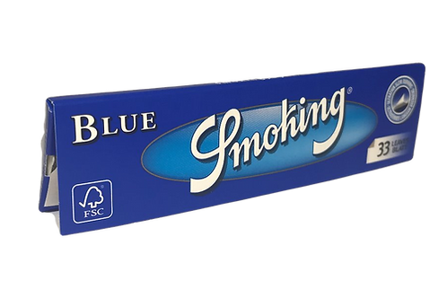 Smoking Blue