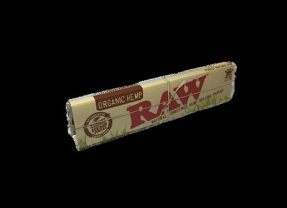 RAW Papers Organic Hemp