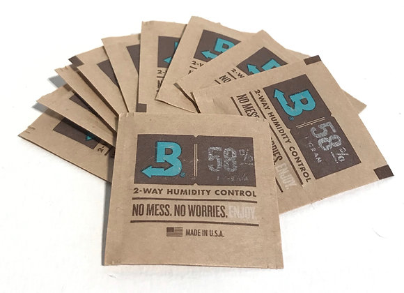 Boveda 58 Humidy Pack 4g