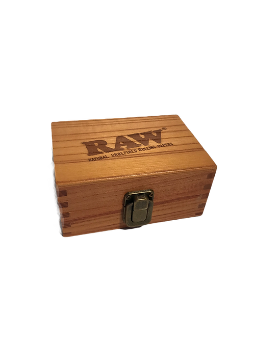 Raw Holzbox