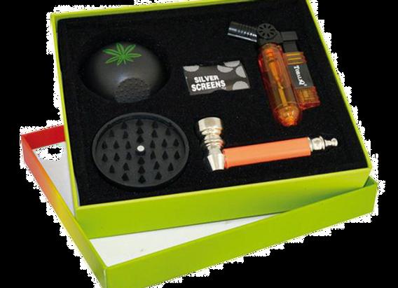 Raucher-Set Jamaika