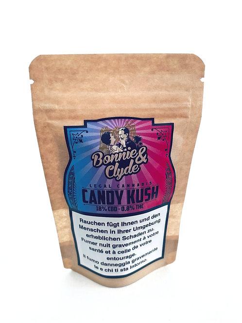 Bonnie & Clyde Candy Kush 4.0g