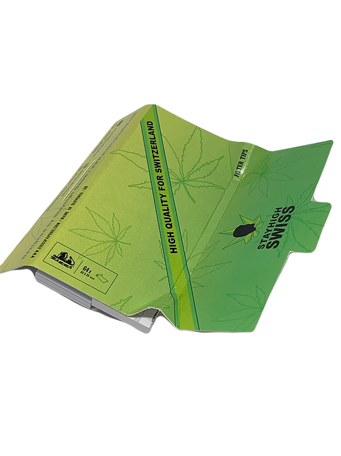 Stayhigh Swiss Filter Tips Wide Booklet