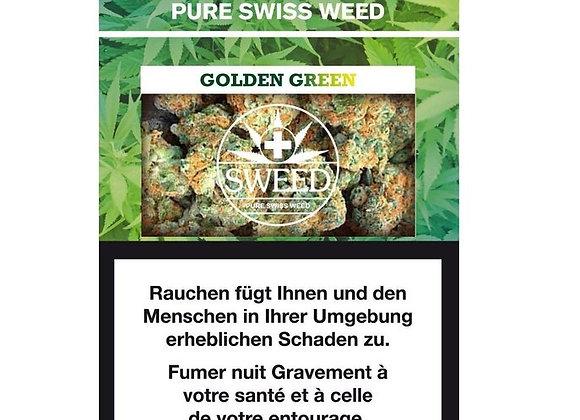 CBD Sweed Golden Green 10g