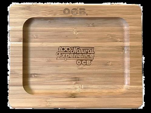 Ocb Tablett aus Bambus