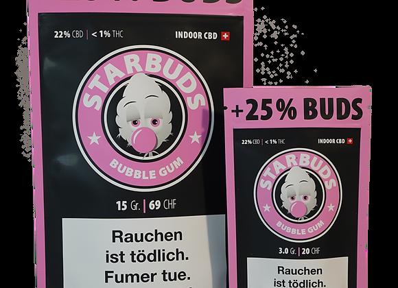 Starbuds Bubble Gum 3g
