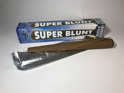 Super Blunt Black n' Blueberry