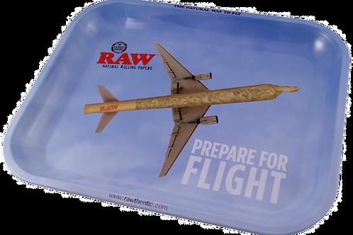 Metal Rolling Tray RAW Filght 33x27.5cm