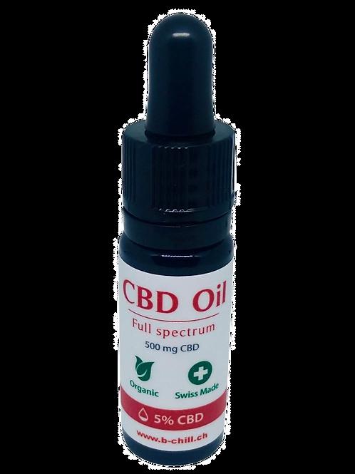 B-Chill CBD Oil - Vollspektrum