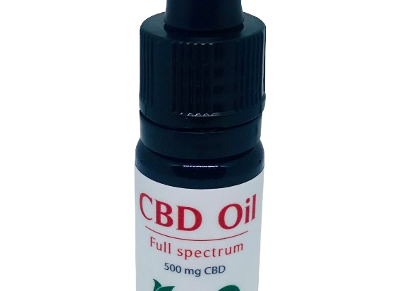 B-Chill CBD Oil - Vollspektrum