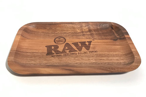 Mischpult Raw wooden Tray 280mm x 175mm