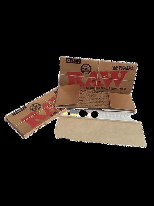Raw Supreme 40 Leaves