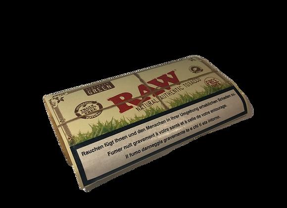 Raw Tabacco Green 25g