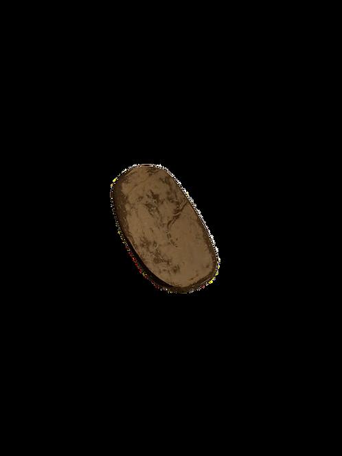Kokos Schale schmal