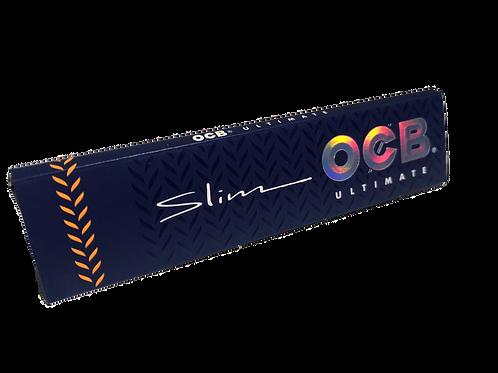 OCB Ultimate - Aus dieser Produktfamilie wird es Papiere für jeden Rauchgenuss geben, die alle eines gemeinsam haben.