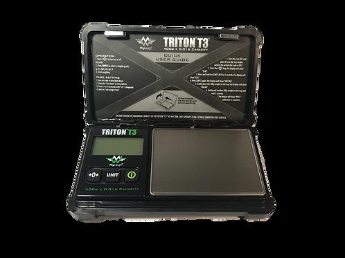 Triton T3 Waage 400g x 0.01g