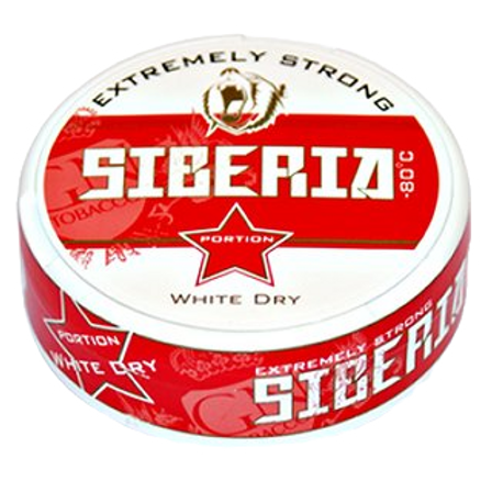 Siberia white dry - 80 degree - Rot