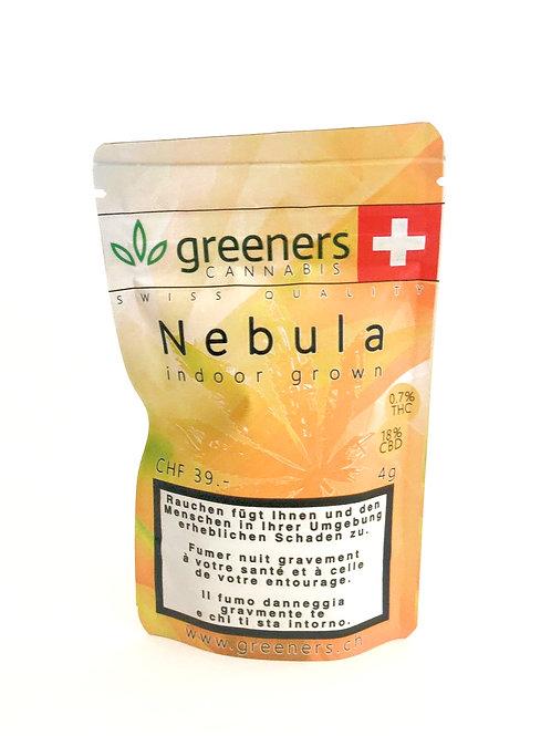 CBD Greeners Nebula 4g