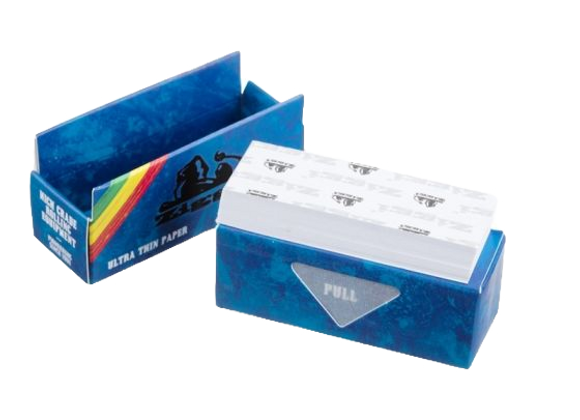 Ziggi Rolling Papers Rolls Wide Ultra Thin + Tips