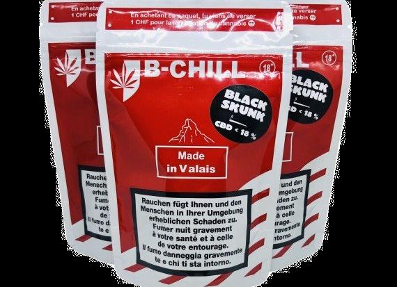 B-CHILL Black Skunk 5g