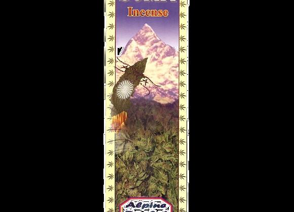 Räucherstäbchen Soma Incense Alpine Rocket