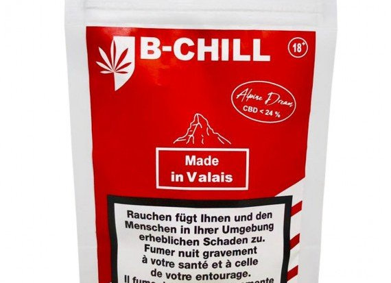 B-CHILL Alpina Dream 8g