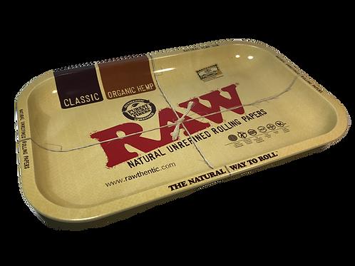 Metal Rolling Tray RAW 17x27.5cm