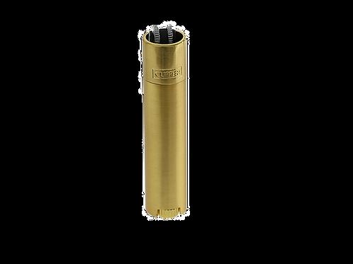 Clipper Large Metal Gold + Box