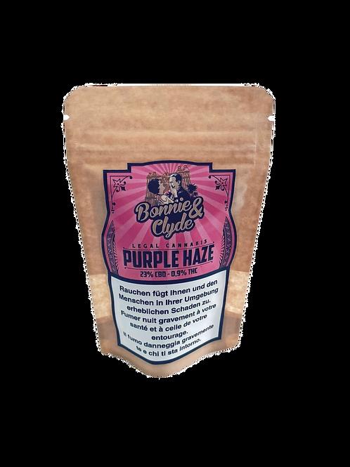 Bonnie & Clyde Purple Haze 4.0g