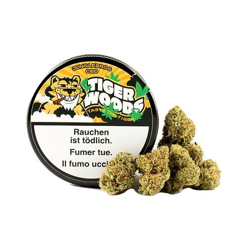 Jungle Bros Tiger Woods CBD 2gr