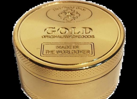 Mini Grinder Goldbar 3-tlg 3,9 x 2,3 cm