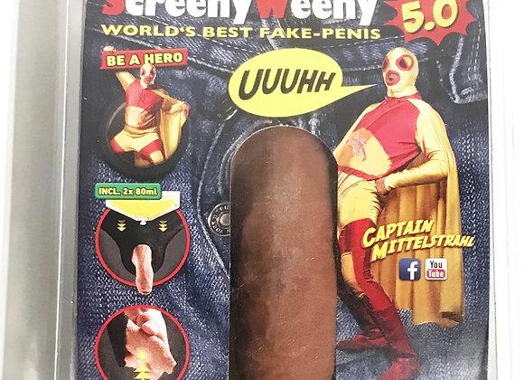 Screnny Wenny 5.0 Latino Brown Beast