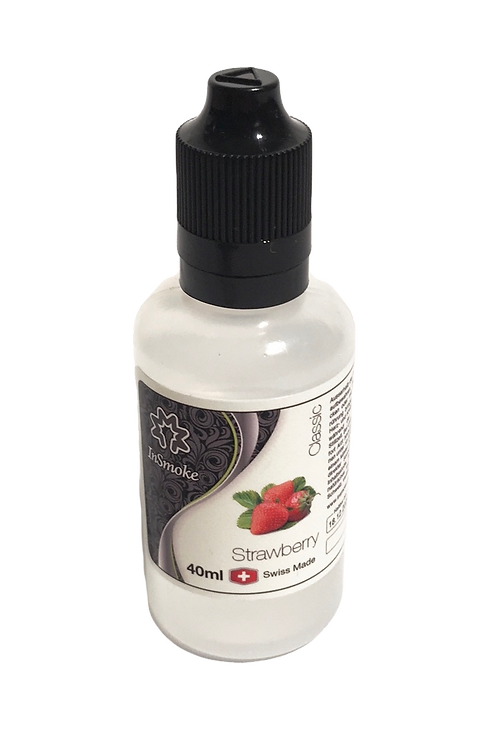 InSmoke Liquid 40ml Strawberry