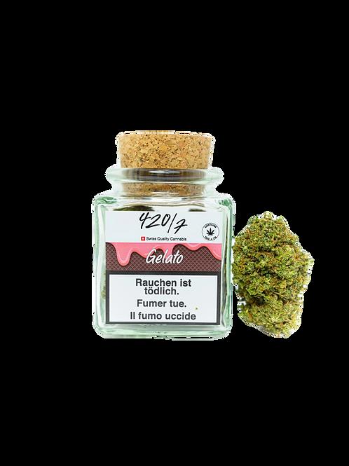 """420/7 """"Gelato"""" 10g"""