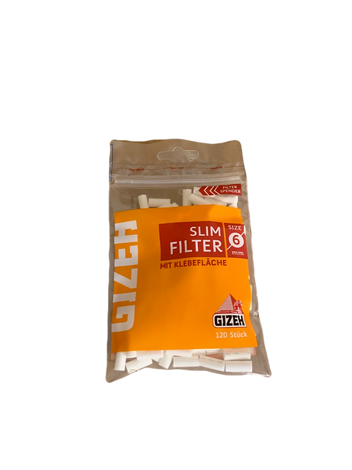 Gizeh Zigaretten Filter Slim