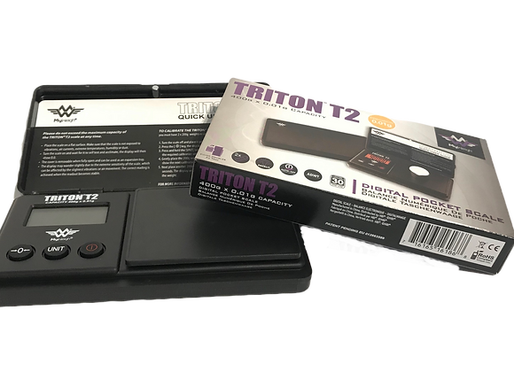 Triton T2 400g x 0.01g
