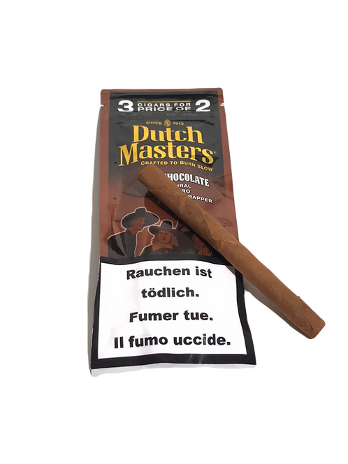 Dutch Masters Chocolate Natural