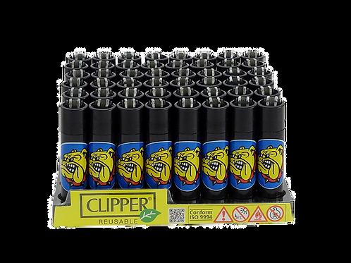 Clipper Large BULLDOG (Lizenz) schwarz