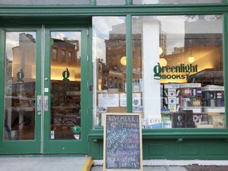 One of Brooklyn's Best Bookstores: Greenlight Bookstore