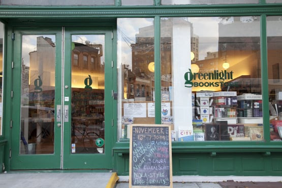 Greenlight Bookstore Front