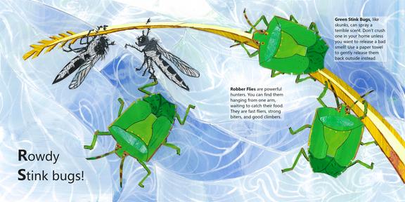 Rowdy Stingkbugs