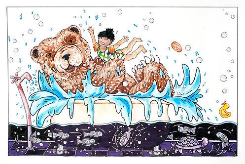 Sometimes- Bathtime