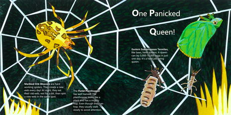 One Panicked Queen