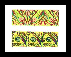 """Design Patterns"",50cmX35cm"