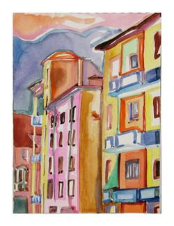 """Blocks of Flats in Berkovitza"""