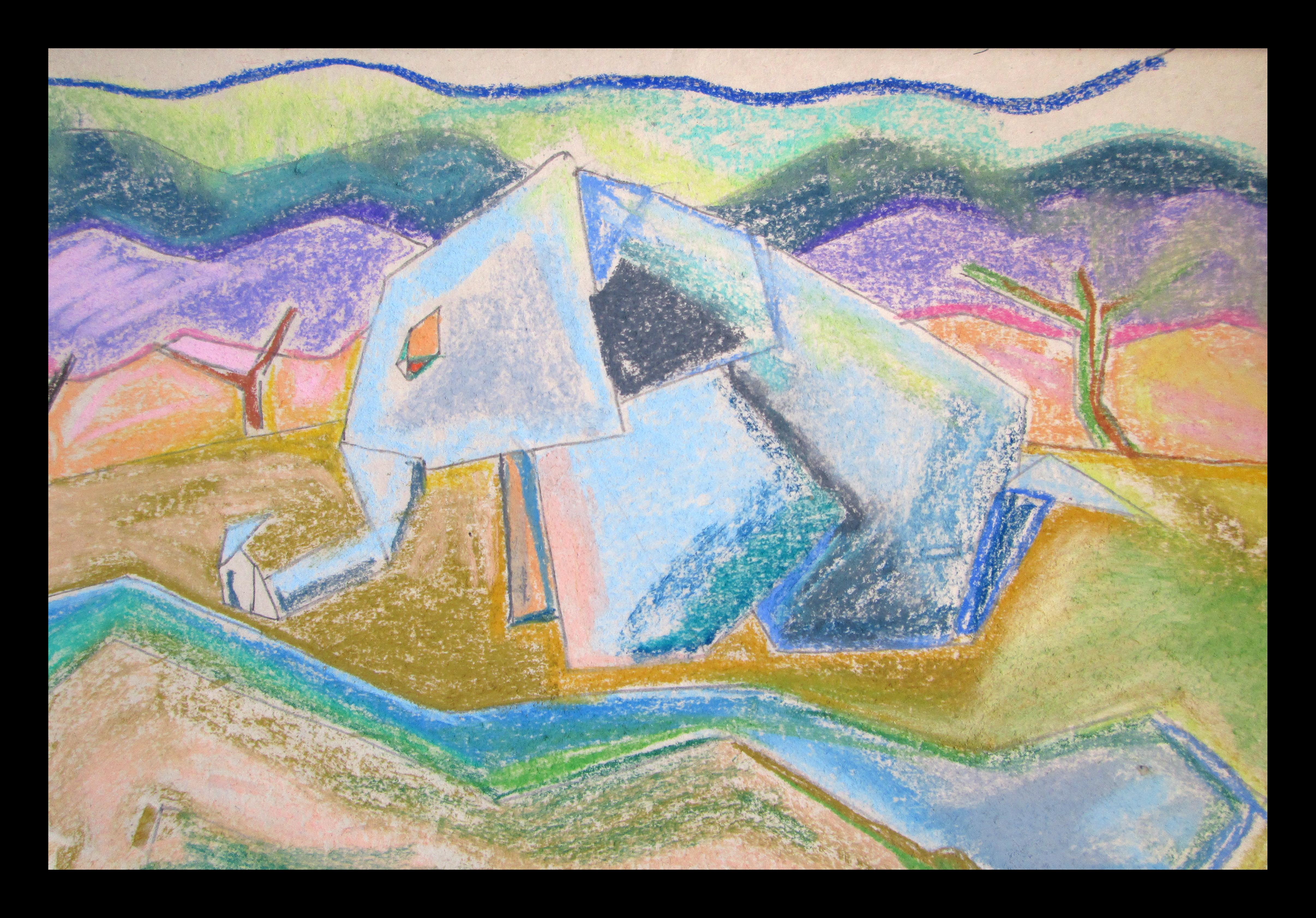 """""""Origami Elephant"""""""