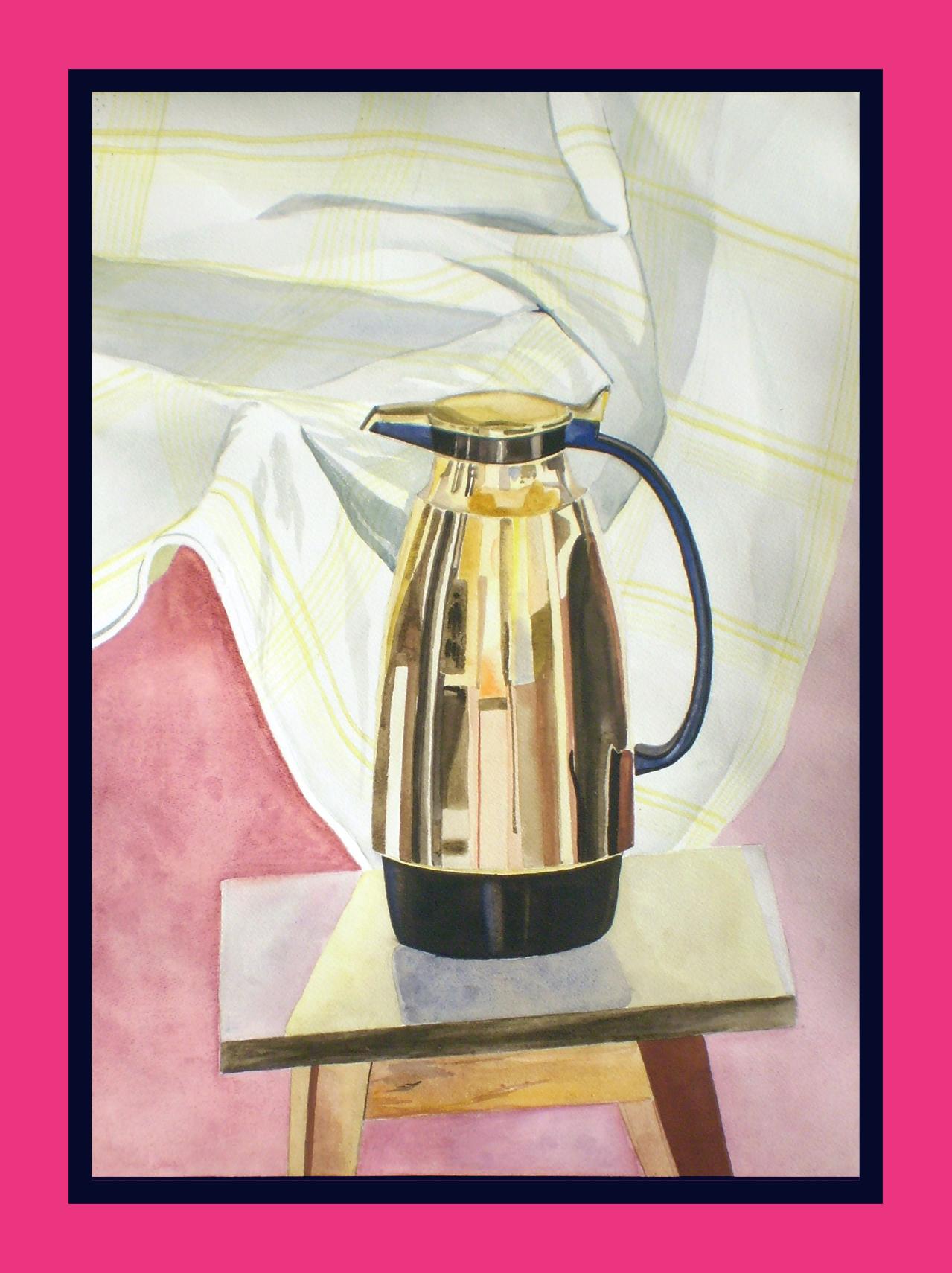 """""""A jug"""" 70cmX50cm"""