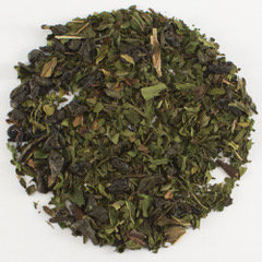 Moroccan Mint - Organic Green Tea