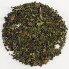 Moroccan Mint - Organic Green Tea
